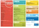 Giugno 2014 - Farina – Pizzeria con cucina