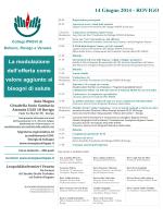 Locandina Rovigo - LeopoldAinfermieri
