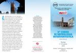 II° CORSO DI NEFROLOGIA INTERVENTISTICA Rovigo - Sin