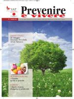maggio 2014 - Lega italiana per la lotta contro i tumori