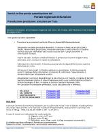 Istruzioni prenotazione prestazioni erogate dalla ASL Lecce, ASL