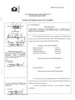 approvazione definitiva regolamento per la disciplina del