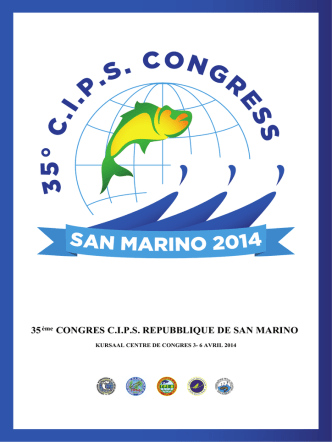35 CONGRES C.I.P.S. REPUBBLIQUE DE SAN MARINO - FIPS-M