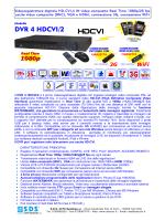 DVR 4 HDCVI/2