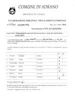 delgm.147 - Comune di Adrano