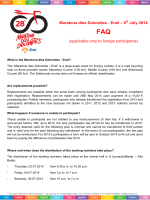 FAQ 2014 - Maratona dles Dolomites