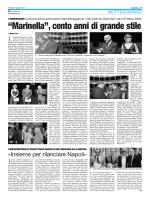 """""""Marinella"""", cento anni di grande stile"""