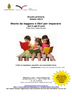 Storie da leggere e libri per imparare