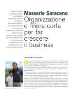 Organizzazione e filiera corta per far crescere il business