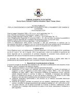 Avviso pubblico - Comune di Montalto di Castro