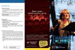 Locandina stagione teatrale Tione 2014-2015