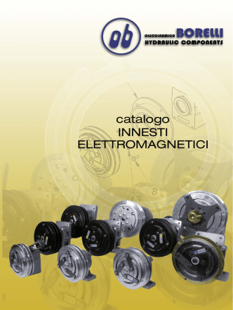 Borelli cat INNESTI ELETTROMAGNETICI x internet2