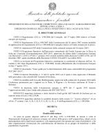 Misura 3.1 Azioni Collettive - Ministero delle Politiche Agricole e