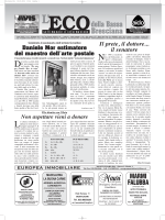 Giornale Eco - Eco della Bassa Bresciana