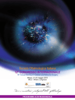 programma pdf - Congressi SOI