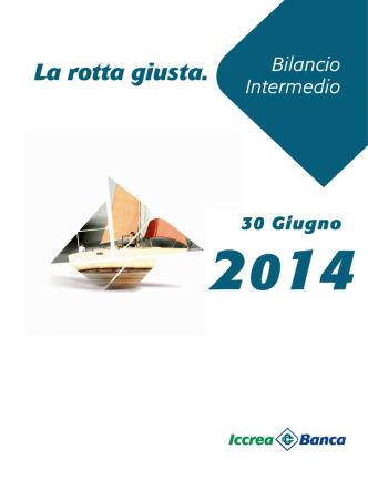 Bilancio intermedio 2014