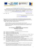 bando interno PON 2014 - IC Mater Domini