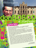editoriale - CFP Manfredini
