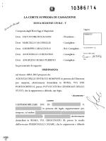 ordinanza n. 10386 del 13 maggio 2014