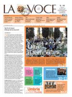 La Voce n.39 del 31 Ottobre 2014