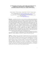 Il monitoraggio delle praterie di Posidonia in ambienti