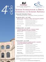 locandina IV ciclo rev2 - Università Telematica Pegaso