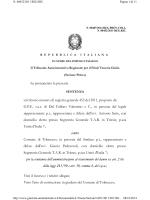 sentenza TAR Friuli Venezia Giulia 487 del 2014