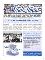 Notiziario sezione Udine - Numero 3- maggio