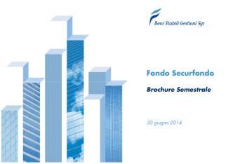 Brochure del Fondo Securfondo