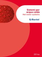 Sistemi per acqua calda 5,25 MB