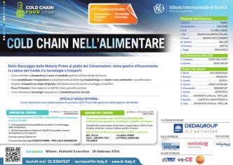 cool chain.ai - Istituto Internazionale di Ricerca
