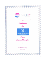 Scarica il catalogo - Rainbow Vacanze Turismo