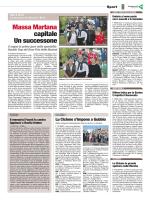 Massa Martana capitale Un successone