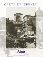CARTA DEI SERVIZI - Centro Polidiagnostico a Napoli| Istituto Fumo