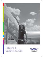 Rapporto di sostenibilità 2013
