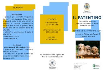 Clicca qui - Comune di Cesano Boscone