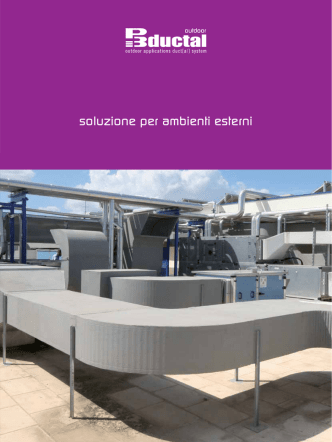 catalogo P3ductal outdoor
