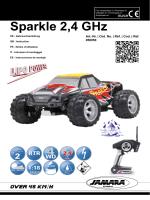 Sparkle 2,4 GHz - Bay-Tec