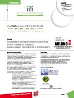 Scarica il programma - Istituto Italiano Imballaggio