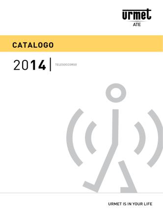 CATALOGO - Urmet ATE