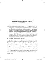 IV IL PROCESSO ESECUTIVO TELEMATICO