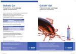 Goliath® Gel Goliath® Gel - BASF Pest Control Solutions Italia