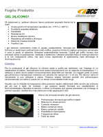 acc gel siliconici - ACC Silicones Ltd