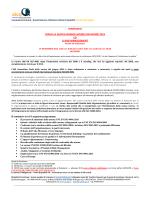 Associazione Italiana Cultura Qualità Emilia Romagna SEMINARIO