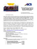 """""""GYM CAMP 2014"""""""