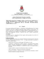 Allegato n - Comune di Livorno