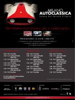 Classic circuit - Milano AutoClassica