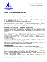 REGOLAMENTO INTERNO - Atletica Lambro Milano