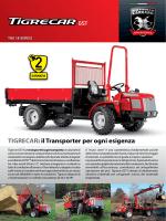 TIGRECAR: il Transporter per ogni esigenza