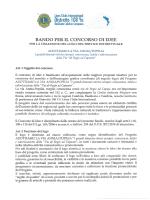 Bando LIONS INT distretto 108ya progetto Via Popilia / Annia